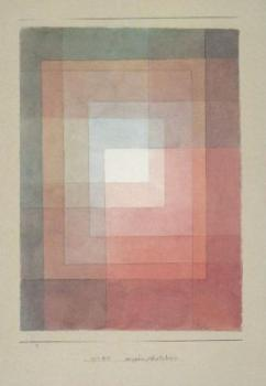 Polyphon gefasstes Weiß. White framed polyphonically. Blanc polyphoniquement serti, 1930