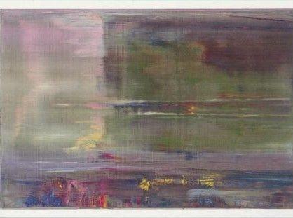 Abstraktes Bild WV 875-10, 2001