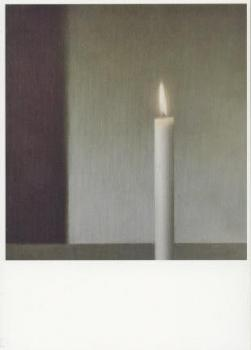 Kerze, 1983.