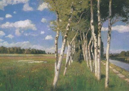 Sommertag, 1901