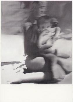 Frau mit Kind (Strand), 1965