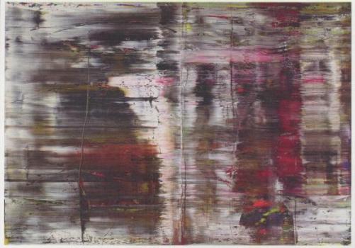 Abstraktes Bild WV 726, 1990