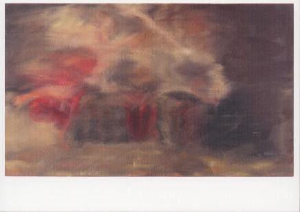Verkündigung nach Tizian (II), 1973. WV 344,1