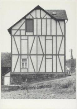 Fachwerkhaus, Niederfischbach, 1962