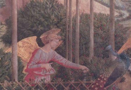 Engel (Ausschnitt)