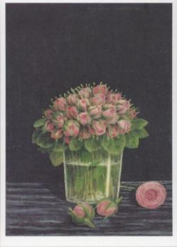Rosenstrauß. Bunch of roses. Bouquet des roses, 1882