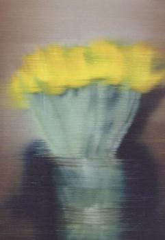 Tulpen (Ausschnitt). Tulips (Detail). Tulipes (detail), 1995