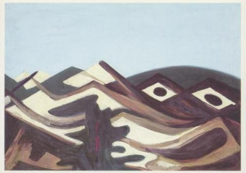 Dünenlandschaft, 1935