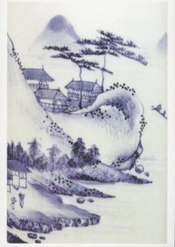 Chinesische Vase (Detail)