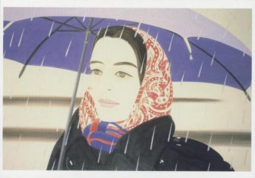 Blue Umbrella No. 2, 1972