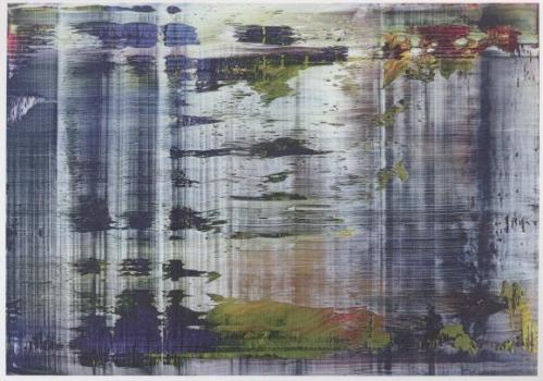 Abstraktes Bild, WV 858-4, 1999