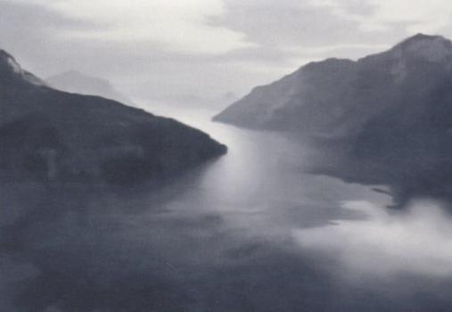 Vierwaldstättersee. Lake Lucerne. Lac des quattre cantons, 1969