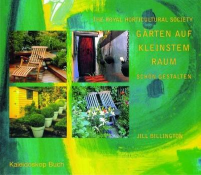 Gärten auf kleinstem Raum schön gestalten