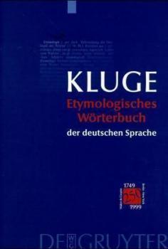 Etymologisches Wörterbuch der deutschen Sprache