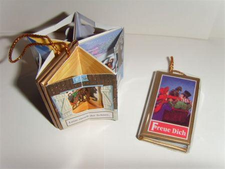 Freue Dich - Magnetbüchlein zu Weihnachten