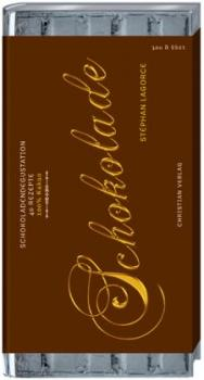Schokolade. Schokoladendegustation, 40 Rezepte, 100% Kakao.