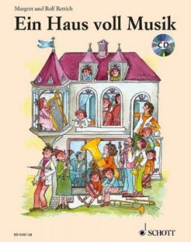 Ein Haus voll Musik, mit CD